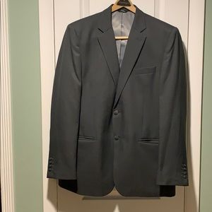 HAGGAR tailored fit travel performance suit jacket